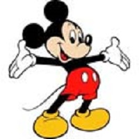 Mickey Mouse size-friendly theme parks