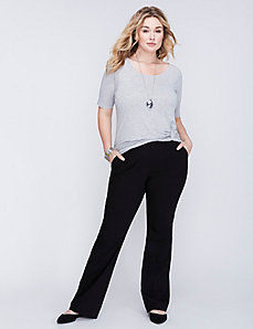 Lane Bryant Ashley Sexy Stretch Boot Pant
