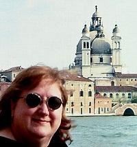 Susan Weber in Venice