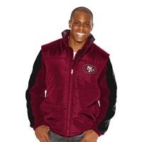 Plus Size Coat - NFL Jacket