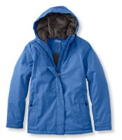 Plus Size Coat - LLBean Winter Warmer Jacket