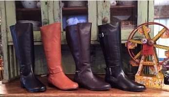 Plus Size Fall Wide Width Boots