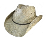 Extra Large Hat - Straw Cowboy Hat