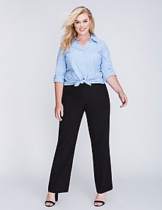 Lane Bryant Lena Tailored Stretch Trouser