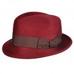 Extra Large Hat - Felt Fedora