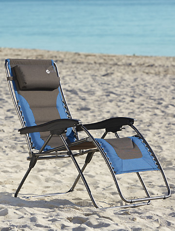 Destination XL Zero Gravity Recliner - Plus Size Outdoor Furniture