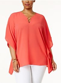 Michael Kors Poncho Top