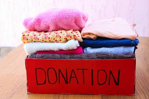plus size clothing donations