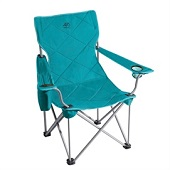 Blue King Kong Folding Camp Chair