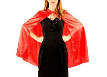 Costume with Cape